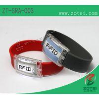 RFID silicone wristband tag(ZT-SRA-003)