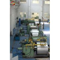 Working width 100-420mm stainless steel strip/ tape/Copper steel coil slitting machine