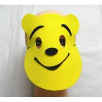 Halloween Christmas Children Cartoon EVA Forest Animal Winnie the Pooh Mask