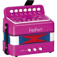 cheap and colorful musical toy accordion for sale