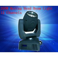200W Moving Head Beam Light thumbnail image