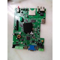Metal housing Full HD Motion sensor/Digital Coaxial/RS232 Control Media Player indoor advertising di