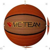Moisture PU Material 8 Panels Official Size Basketball for Racing