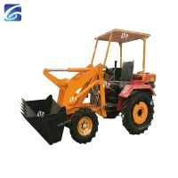Agricultural Loading Wheel Loader Machinery Heavy Equipment thumbnail image
