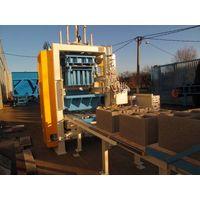 Stationary concrete block making machine SUMAB E-300