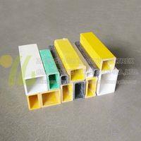 FRP pultrusion profile, fiberglass rectangular tube