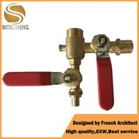 custom brass plug valve for sale