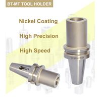 BT40 Face Mill Tool Holders 27 Pilot BT40-MTB Taper Holder Dia.45 Projection thumbnail image