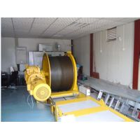 lebus groove winch for balloon torist