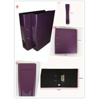 Eco-Friendly High Quality PP Foam File Folder A4 Xspine 2 Inches Stationery Level Arch file