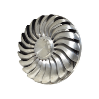 Turgo hydro turbine /Turgo water turbine generator