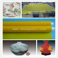 Indirect Ceramic Printing Mesh
