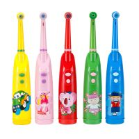 kids battery electric toothbrush