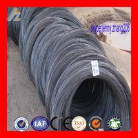 black annealed iron binding wire/twist black annealed wire