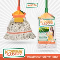 Item Discription:KRESS Kleen Massive Cotton Wet Mop
