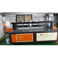 Automatic precision cutting machine for aluminum, copper, wood and plastic working