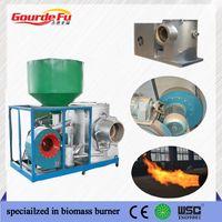 wood sawdust biomass burner for green house thumbnail image