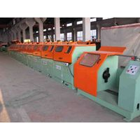 high carbon wire drawing machine