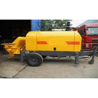 Trailer-mounted concrete pump RHBTS50-08-72R