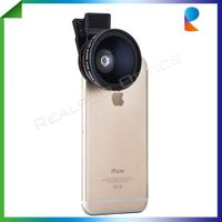 37mm 0.45x wide angle lens for cell phone