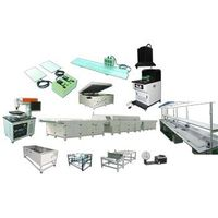 Photovoltaic PV Solar Module Panel Production Machines