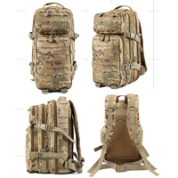 Outdoor Hiking Camping Trekking Hunting Laser Cut Backpack