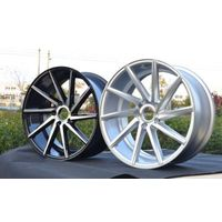 Fine processing alloy wheel