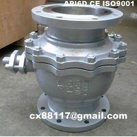 API cast steel ball vave