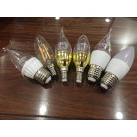 Candle Bulbs & LED Bulbs