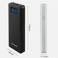 Powerbank 3.5A 15600mAh External Battery Charger Quick Charger Technology for Cell Phone thumbnail image