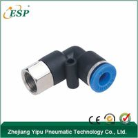 plastic pneumatic fittings