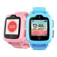 Firstsing MT2503D Waterproof Kids Smart Watch GPS Dual Camera LBS WIFI Locator SOS 4G Video Call Wat thumbnail image