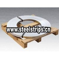zinc coated steel strapping thumbnail image
