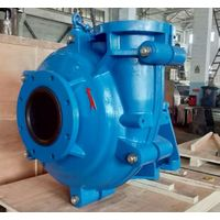 minerals processing horizontal rubber slurry pump 12/10M