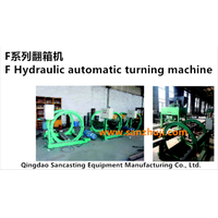 F Hydraulic automatic turning machine