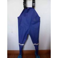 kid's nylon pvc fishing wader