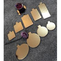 Manufacturer Golden Card Pad Mini Round Cake Board