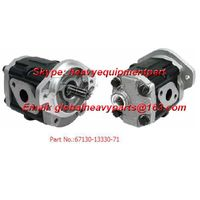 Toyota 2Z Forklift Hydraulic Pump 67130-13330-71 thumbnail image