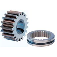 Spur gear transmission