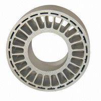 Aluminum profile for mechanical engineering