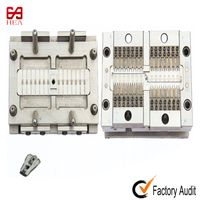 Zinc alloy die casting mould for Auto Lock Zipper Slider