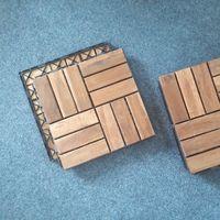 Cheap Price Interlocking Wood Floor