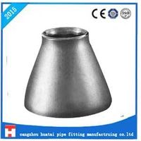 Stainless Steel Pipe Fittings Seamless Concentricity Tube Reducer