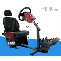 X3-i car racing experience driving simulator