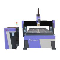 High efficiency ATC cnc router for furniture processing
