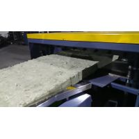 Mineral/Stone/Rock Wool Production Line Felt/Blanket Automatic Sewing Rolling Packing Machine