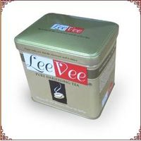 canned coffee cookie chacolate tin packaing box