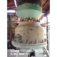 "USED ""KURIMOTO"" LH50C (50"" X 9"") HYDRAULIC CONE CRUSHER S/NO. M84-71"