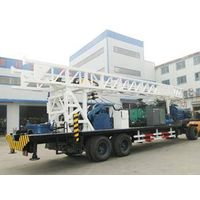 SWCT600SZ  Water Well Drilling Rig
