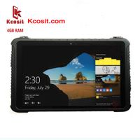 "Industrial Computer Military K16H Rugged Windows 10 Tablet PC 4GB RAM IP67 Waterproof 10.1""GPS RS232 thumbnail image"